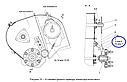 Зірочка натяжного пристрою, фото 3