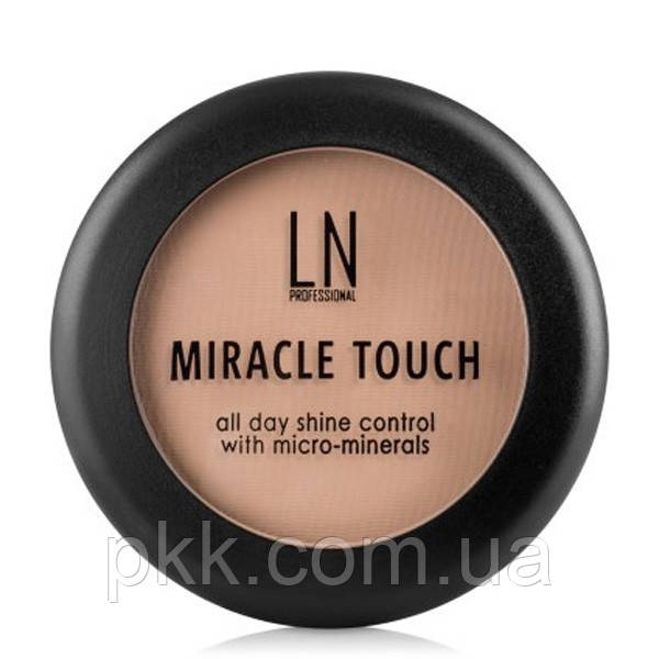 Пудра для лица LN Professional Miracle Touch