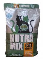 Nutra Mix Hairball с курятиной, овощами и рыбой 9,07 кг