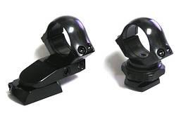 Быстросъемные кольца-крепления GFM на Steyr-Mannlicher. Кольца - 30 мм