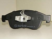 Тормозные колодки передние на Рено Меган III (седан+универсал) (>2008)  - LPR (Италия) 05P1493