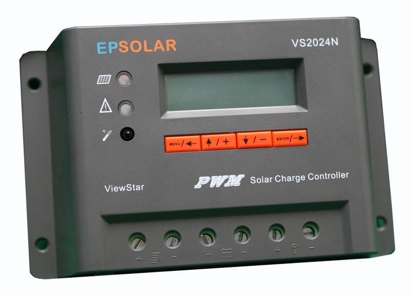 Контроллер заряда VS2024N (20А 12\24В)