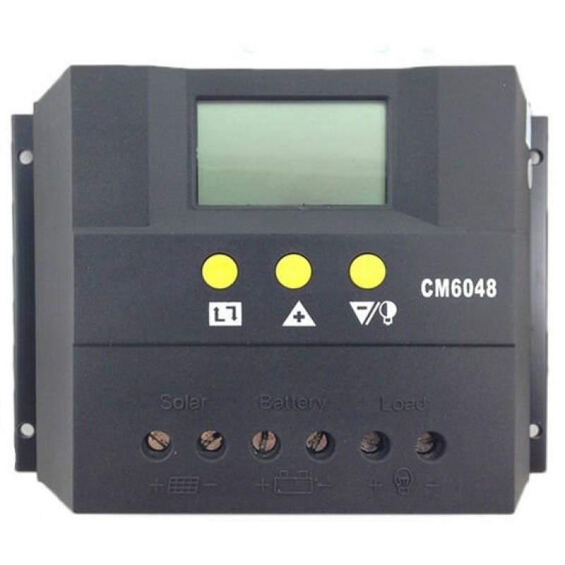 Контроллер заряда CM6048 60А 48В