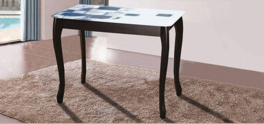 Стол обеденный Смарт со стеклом, фото 2