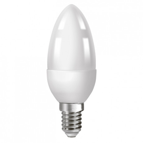 LED лампа NEOMAX 4W, C37, 165-265V, 360lm, 6000K, E14