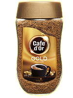 Кофе растворимый Cafe d'Or Gold new 4 зерна 200 gr.