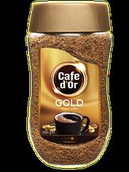 Кофе растворимый Cafe d'Or Gold new 4 зерна 200 gr.