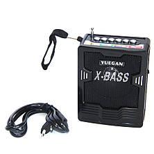 Радиоприёмник Радио FM + USB YUEGAN YG-404U PR3, фото 3