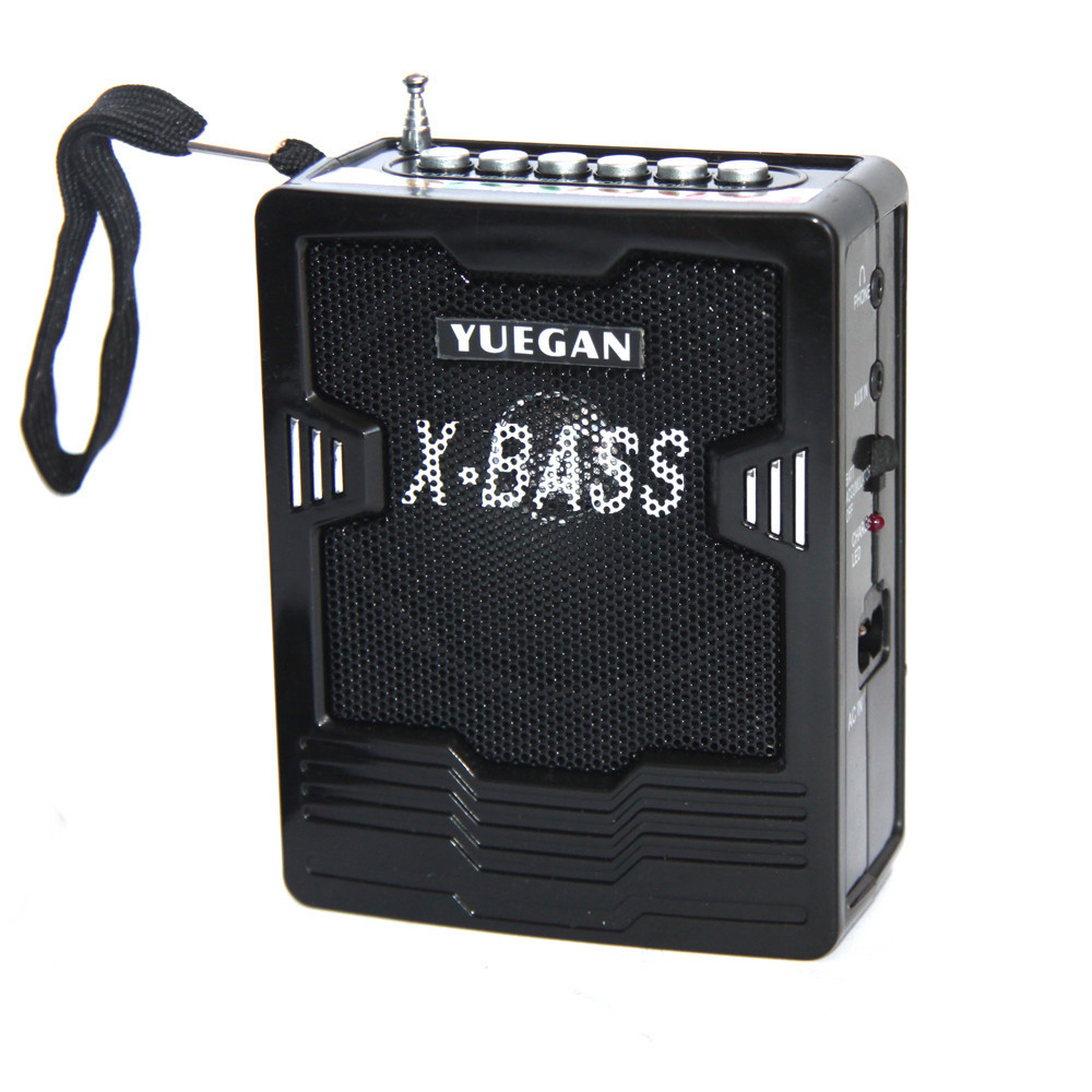 Радиоприёмник Радио FM + USB YUEGAN YG-404U PR3