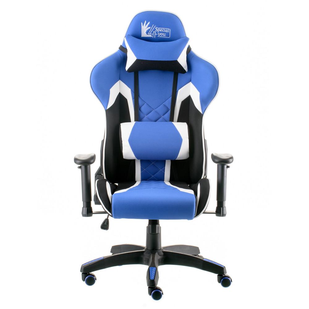 Офисное Кресло ExtremeRace 3 black/blue