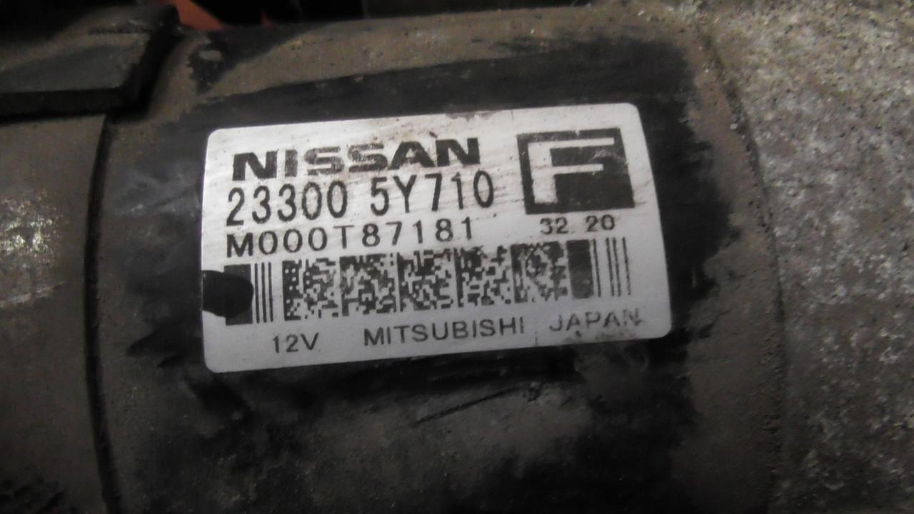 233005Y710 Стартер Nissan Teana VQ23DE оригинал в отличном состоянии