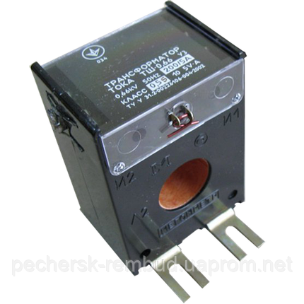 Трансформаторы ТШ 0,66  200/5,05s
