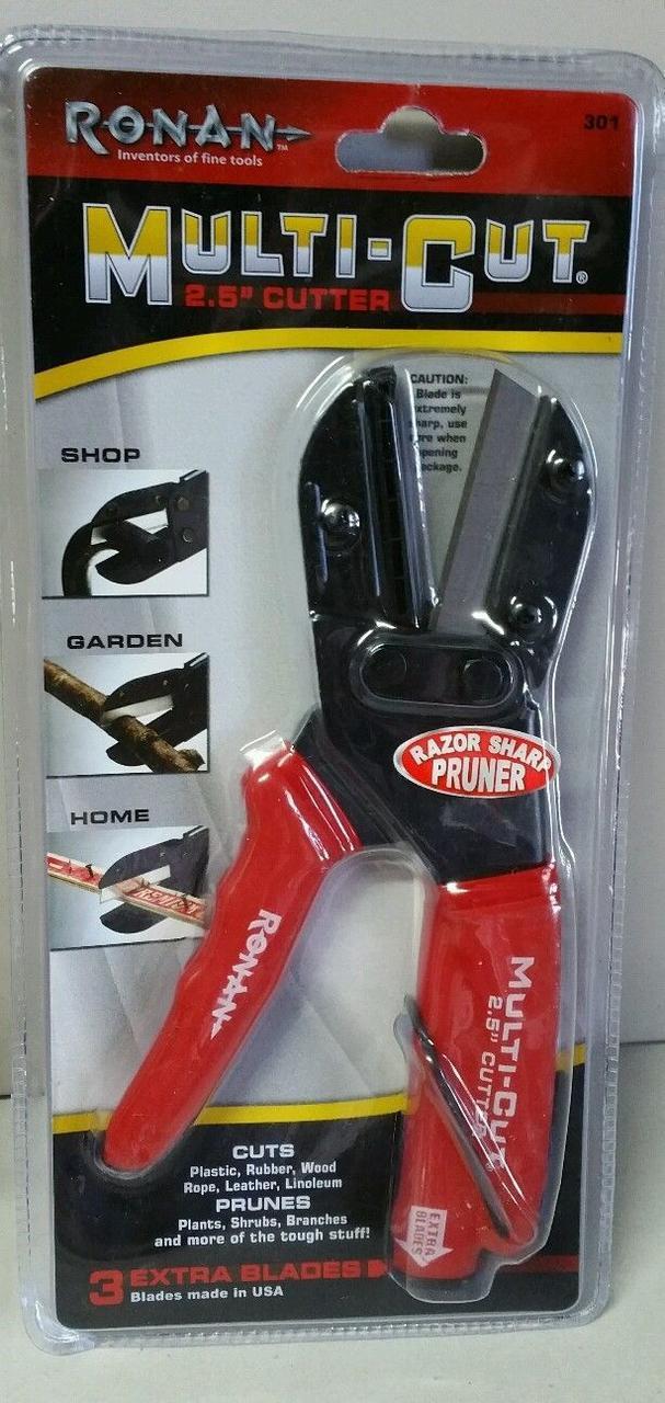 Универсальные и многофункциональные  ножницы Multi Cut 3 в 1 PR4