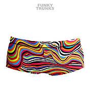 New! Хлоростойкие плавки для мальчиков Funky Trunks Dripping FT32, фото 1