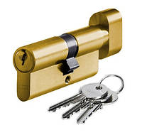 Abus KE50 60мм 30х30Т ключ/тумблер латунь