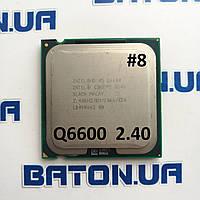 Процессор ЛОТ#8 Intel® Core™2 Quad Q6600 2.4GHz 8M Cache 1066 MHz FSB Soket 775, фото 1