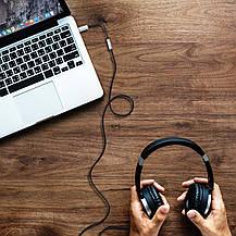 Аудио-адаптер USB от Type C до 3,5 мм USB для наушников, фото 3