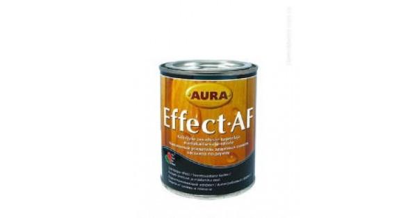 Лак алкидный Aura Effect A 0,3 л