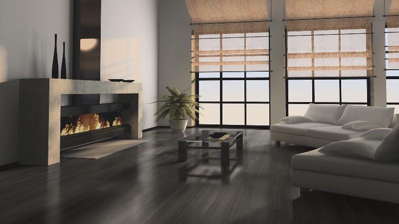 Винил Wineo  600 DLC Wood DLC Stone Lava Grey