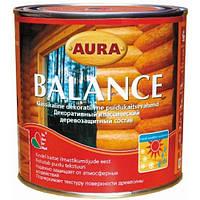Лак алкидный Aura Balance калужница 0,7 л