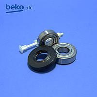 Комплект подшипников и сальник (6203+6204+25*50*9/11WLK) для стиральной машины Beko