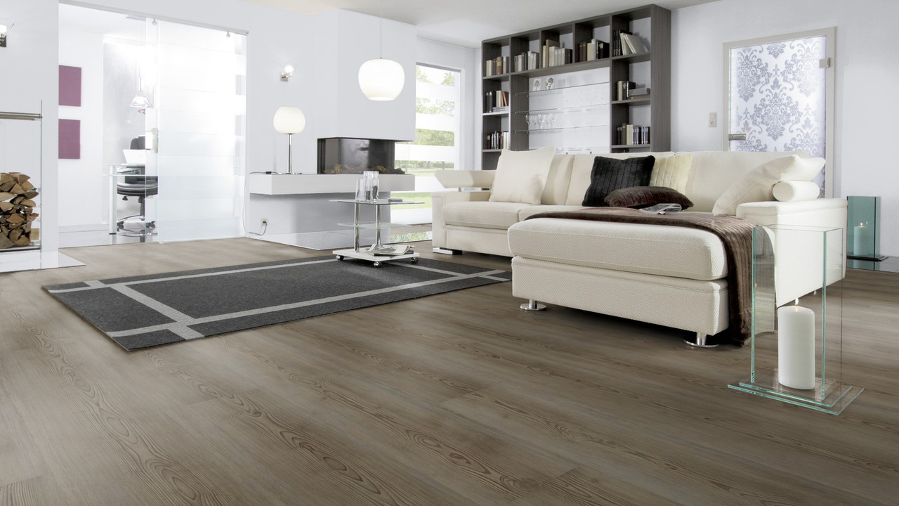 Винил Wineo 600 DLC Wood XL Scandic Grey