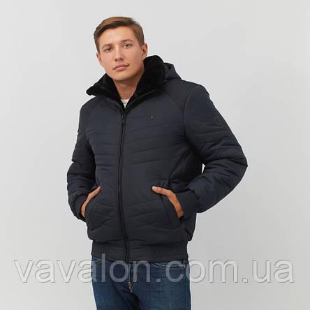 Зимняя куртка под резинку, фото 2