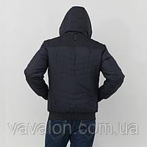 Зимняя куртка под резинку, фото 3