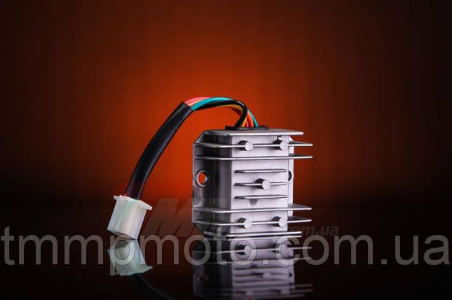Реле тока MINSK SONIK 5 контактов квадратная фишка, фото 2