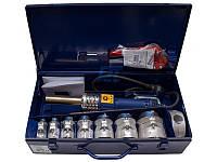 Паяльник для полипропиленовых труб Dytron (Чехия) SP-4a 650W PROFFI синие насадки (16-63)