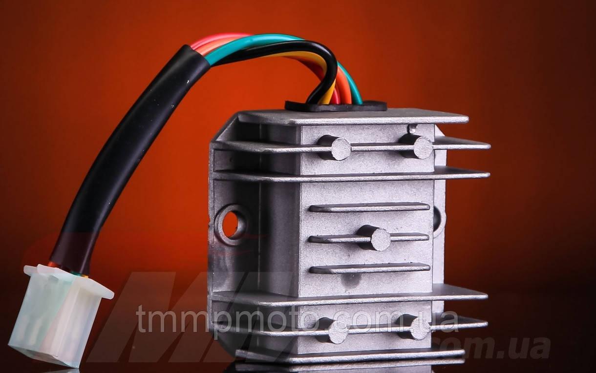 Реле тока MINSK SONIK 5 контактов квадратная фишка