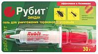 Гель-шприц против тараканов и муравьев Зиндан 30 г