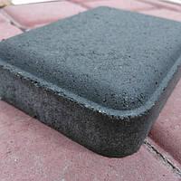 Тротуарная плитка МЕГАБРУК Старый город 25мм графит