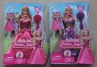 Кукла DEFA 29см 8265 принцесса 2в.поет кор.23*6*32 ш.к./24/(8265)