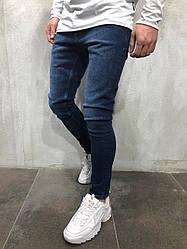 Мужские джинсы,модные.