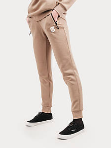 Спортивные штаны женские зимние W PRA Urban Planet бежевые S