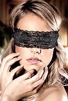 Ажурная маска для глаз, для эротических игр. Ажурная маска оптом и в розницу., фото 1