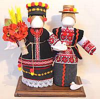 Кукла-мотанка КЛЮЙ Неразлучники Ярина и Данило 25 см Разноцветная K0024NYD, КОД: 182779