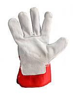 Перчатки с натуральной спилковой кожи CANADA