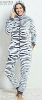 Пижама женская кигуруми Vienetta (White, Белая)
