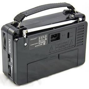 Радиоприемник радио FM ФМ Golon RX-A06AC, фото 2