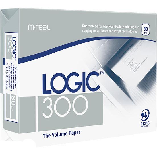 Бумага офисная А3 Logic-300 80 г/м2 - 500 листов