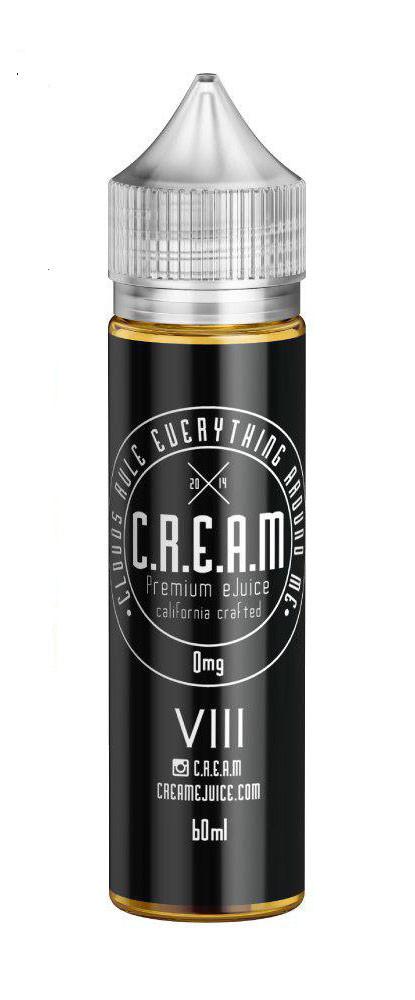 Жидкость C.R.E.A.M VIII 3 мг 60 мл