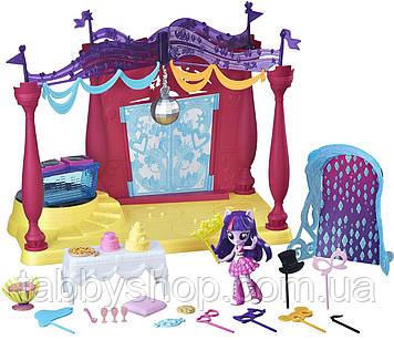 """Игровой набор мини-кукол HASBRO My Little Pony """"В школе"""""""