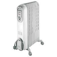 Масляный радиатор DeLonghi V 551225, КОД: 107186
