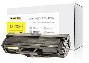 Картридж SAMSUNG Xpress SL-M2020 (M2020W) совместимый, увеличенный ресурс (1.500 копий) аналог Gravitone