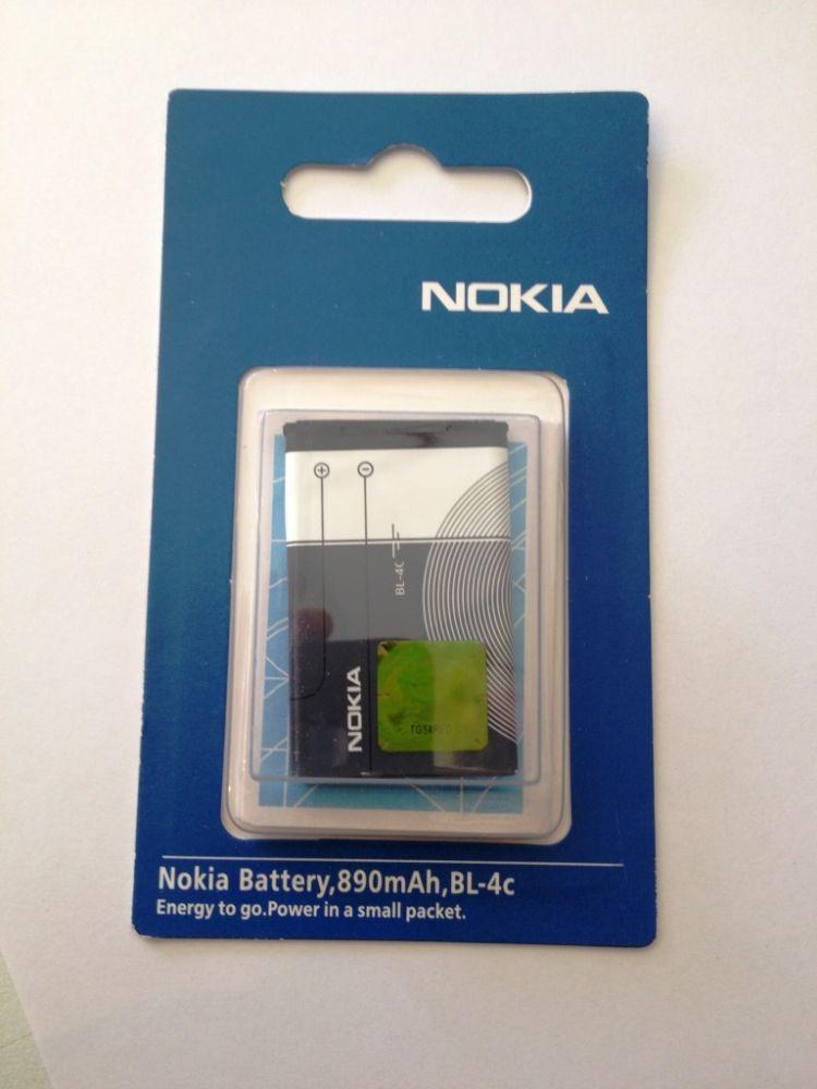 Аккумулятор Nokia BL-4C.