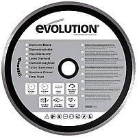 Алмазный круг Еvolution, 210 мм. Из Англии