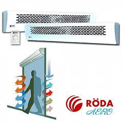Тепловая воздушная завеса RÖDA Aero 800 SH 5.0 кВт 220/380В