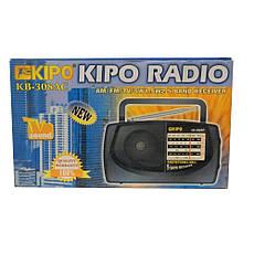 Радиоприемник KIPO RADIO KB 308 AC, фото 3
